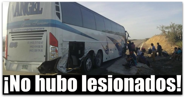1 autobus charter con turistas
