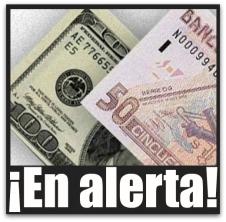 1 a dolar peso paridad