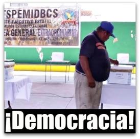 1 a eleccion burocratas la paz 44