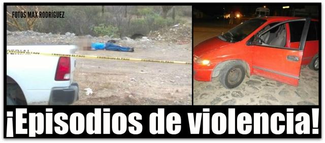 1 a homicidios y balazos en la paz