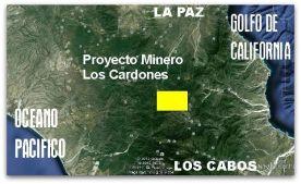1 a los cardones mina en baja california sur