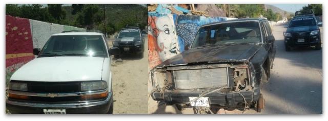 1 a vehiculos robados en la paz 48346