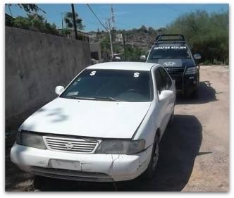 1 a vehiculos robados policia estatal la paz bcs