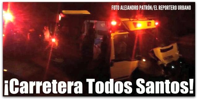 1 ambulancia del imss