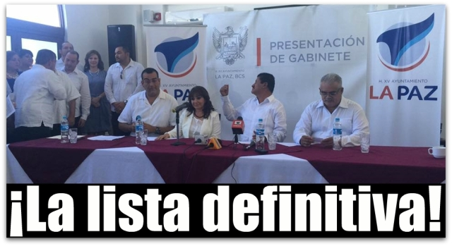 0 a gabinete alcalde de la paz