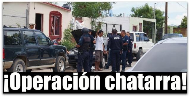 1 a transito la paz bcs policia