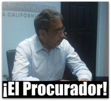 0 A PALEMON EL PROCURADOR BCS
