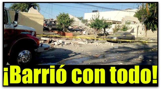 0 a a a explosion colonia ejidal cabo san lucas