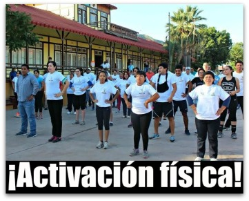 0 a activacion fisica en mulege
