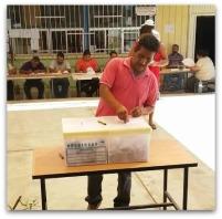 0 a ahi la votacion en los plebiscitos