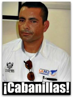 0 a cabanillas de la policia de la paz bcs