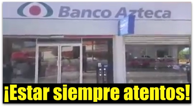 0 a extorsion telefonica via elektra banco azteca