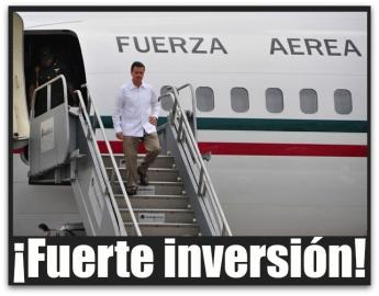 0 a peña nieto avion presidencial