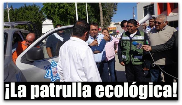 0 a a a patrulla ecologica comondu