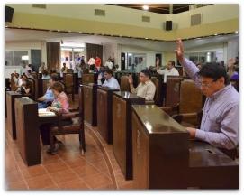 0 a a a sesion del congreso del estado 2015