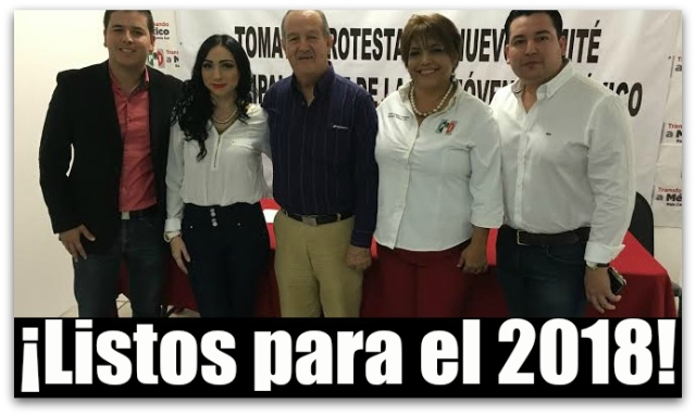 0 a red de jovenes por mexico
