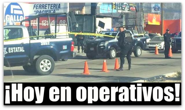c detencion policia estatal en colosio y j mujica