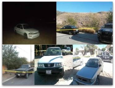 0 a a vehiculos robados recuperados