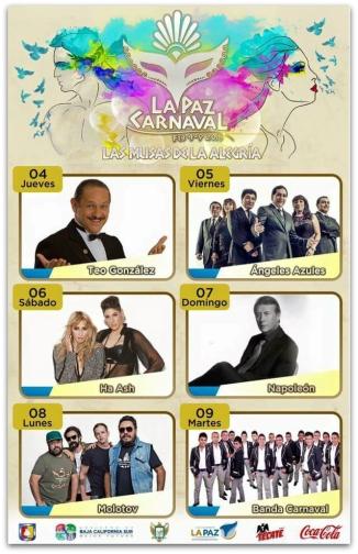 0 a cartelera carnaval la paz 2016