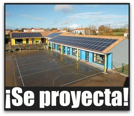 Instalar P 225 Neles Solares Para Ahorrar Luz En Las Escuelas