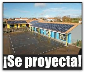 0 a energia solar en las escuelas