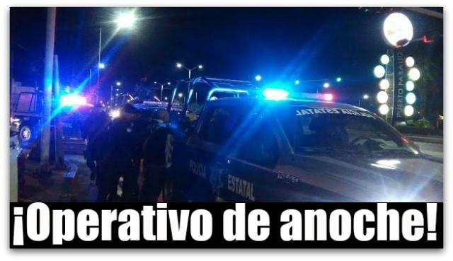 d a operativo los cabos policia estatal