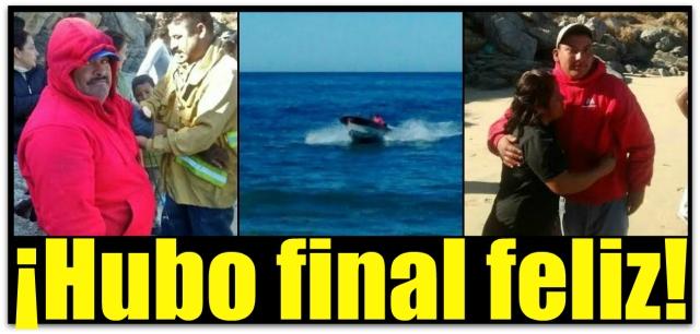 d a pescadores de todos santos rescatados