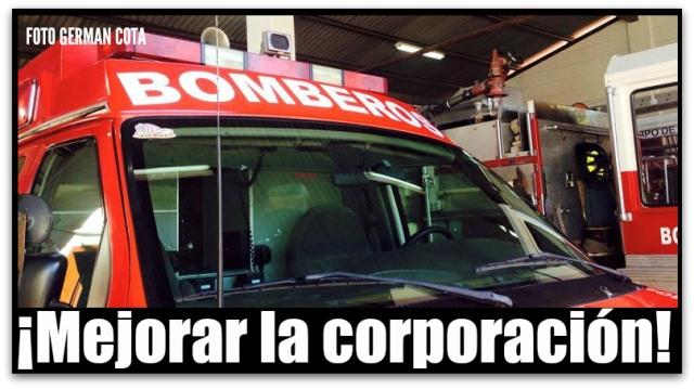 o a jefatura de bomberos santa rosalia