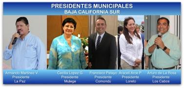 0 a alcaldes de baja california sur 2016