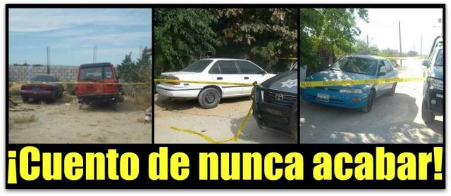 0 automoviles robados febrero 2016
