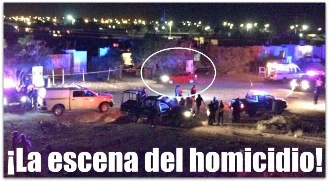 0 a a a homicidio ciudad constitucion bordo colonia chato covarrubias