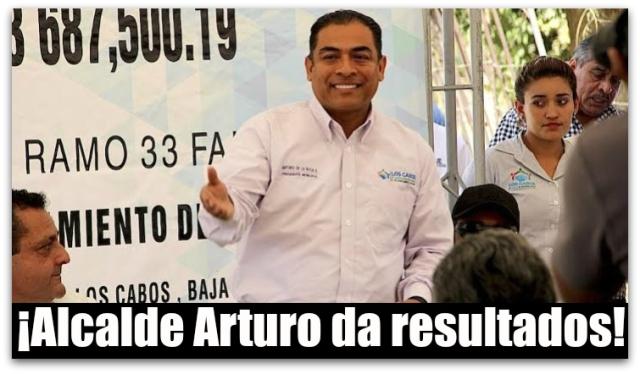 0 a a alcalde arturo de la rosa en gestiones