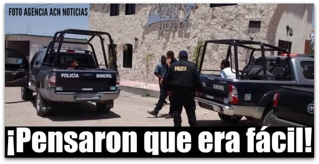 0 a a asaltantes detenidos en ciudad constitucion