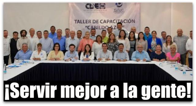 0 A A CAPACITACION FUNCIONARIOS PANISTAS 00