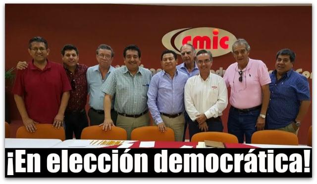 0 a a cmic yah eleccion democratica