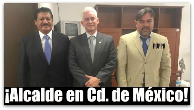 0 a alcalde armando martinez en mexico df