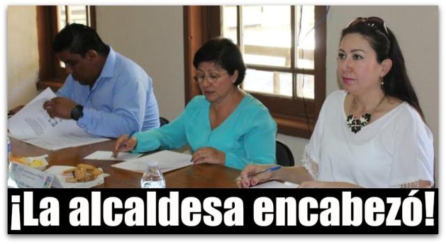 0 a alcaldesa de mulege cabildo 2016