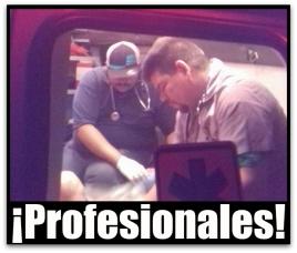 0 a parto exitoso a bordo de una ambulancia