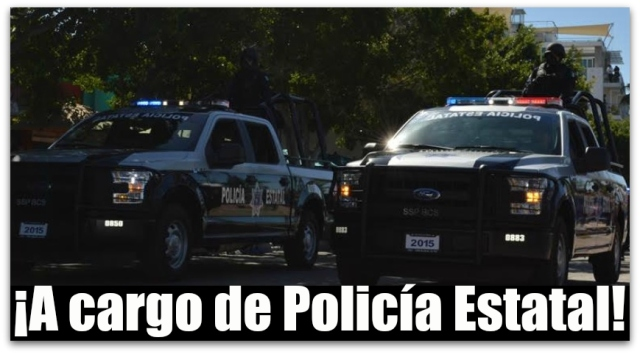 0 a policia estatal zona centro de la paz