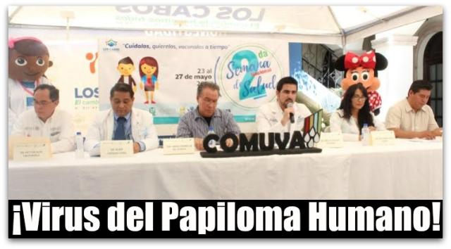 0 a a a vacuna virus papiloma humano