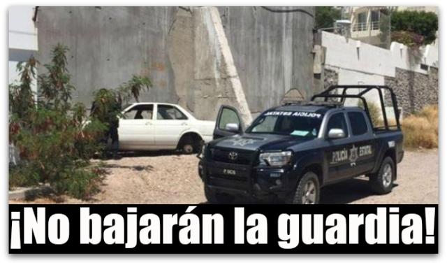 0 a a policia estatal carros robados en la paz bcs