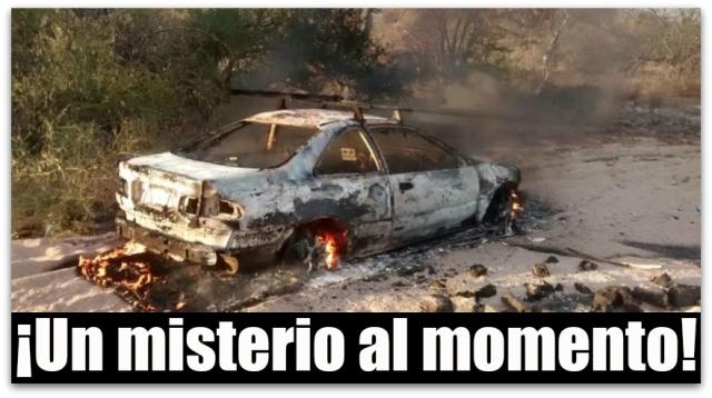 0 a ahi esta carro incendiandose liga de la justicia