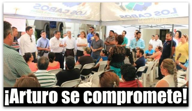 0 a alcalde arturo bases sindicales