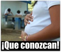 0 a embarazo adolescentes