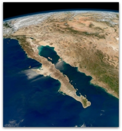 8 a com baja california mapa satelital