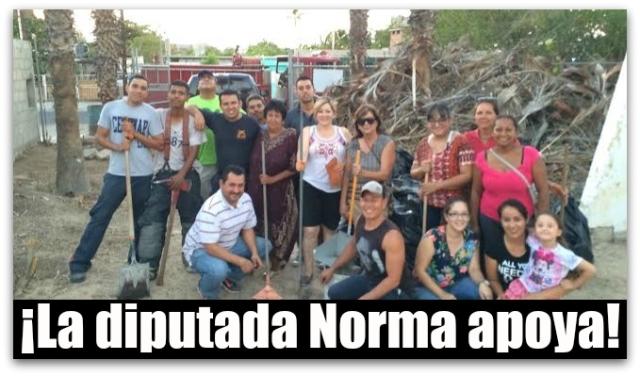 0 A A DIPUTADA NORMA PEÑA ESTERITO