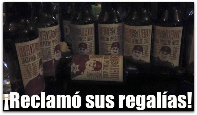 0 a a red toledo cerveza