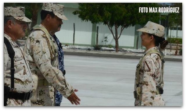0 a mando tercera zona militar en la paz