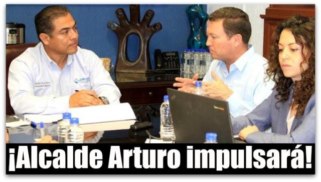 0 alcalde arturo inversion extranjera