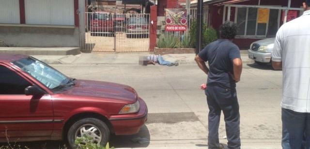 0 a a a homicidio colonia Pueblo Nuevo